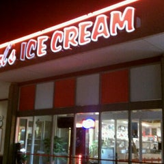Photo taken at Carl's Ice Cream Factory by Brandy B. on 1/10/2011