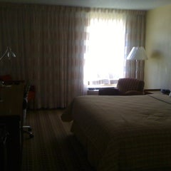 Photo taken at Four Points by Sheraton Oklahoma City Airport by Stacie R. on 7/21/2011