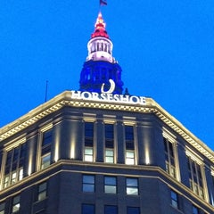 Photo taken at Horseshoe Cleveland by Jon M. on 6/17/2012