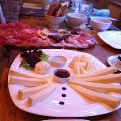 Photo taken at In Parma by FOOD ROOTS by Lingzi S. on 4/18/2012