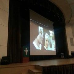 Photo taken at Methodist Girls School by Ron P. on 8/18/2012