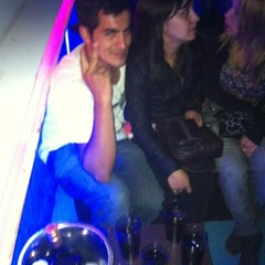 Photo taken at Aqua Club Discoteque by Francisco V. on 2/25/2012