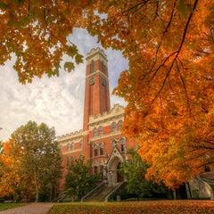 Photo taken at Kirkland Hall - Vanderbilt by Vanderbilt University on 9/1/2011