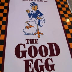Photo taken at The Good Egg by Victor C. on 7/18/2012