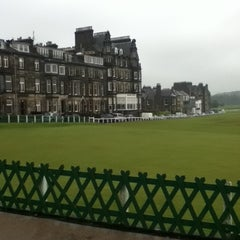 Photo taken at The Old Course St Andrews by Bernard C. on 6/21/2012