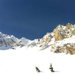 Photo taken at Snowbasin Resort by Tommy C. on 1/28/2012