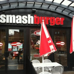 Photo taken at Smashburger by Jeos O. on 4/3/2012