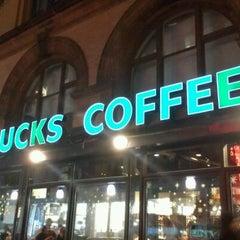 Photo taken at Starbucks by Alexandria C. on 11/18/2011