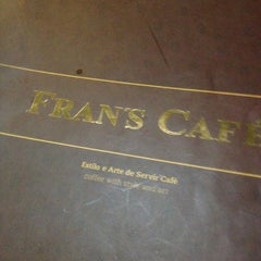 Photo taken at Fran's Café by Israel D. on 6/30/2012