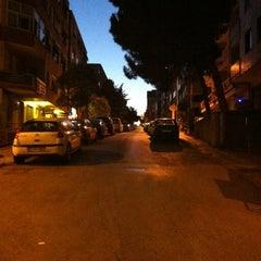 Photo taken at Cihadiye Caddesi by Emre t. on 7/1/2012