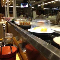 Photo taken at Sushi Tei by Annie M. on 5/27/2012