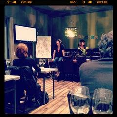 Photo taken at The Wine Studio by Josh N. on 1/28/2012
