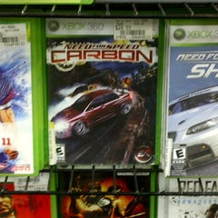 Photo taken at GameStop by Gretchen R. on 4/12/2012
