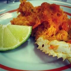 Photo taken at Restaurante Siri by Kim A. on 8/25/2012