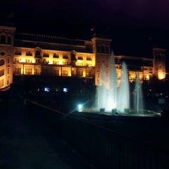 Photo taken at Club Hípico de Santiago by Luis I. on 11/1/2011