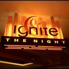 Photo taken at Ignite Lounge by Richard Krawczyk @. on 8/6/2012