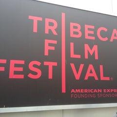 Photo taken at Tribeca Cinemas by Tarik S. on 5/6/2012
