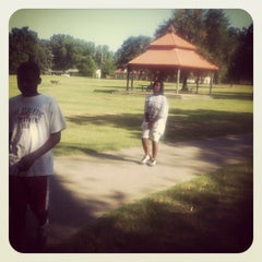 Photo taken at Marquette Park by Kenisha on 8/11/2012