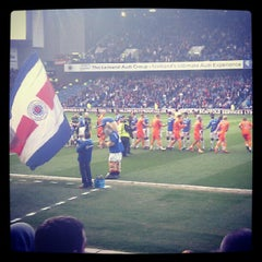 Photo taken at Ibrox Stadium by David C. on 5/21/2012
