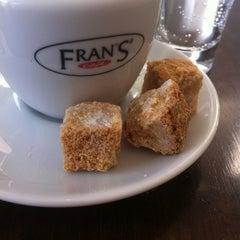 Photo taken at Fran's Café by Neto on 8/24/2012