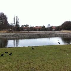 Photo taken at Voormalige Panta Rhei by Rem on 2/26/2012