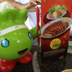 Photo taken at MK (เอ็มเค) by Natsima S. on 5/13/2012