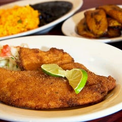 Photo taken at Sophie's Cuban Cuisine by Nelson W. on 9/2/2012
