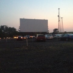 Photo taken at Aut-O-Rama Twin Drive-In Theatre by Erin N. on 5/28/2012