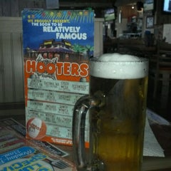 Photo taken at Hooters of Anaheim by Kyle D. on 4/6/2012
