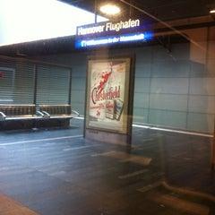 Photo taken at S Hannover-Flughafen by Stefan R. on 6/25/2012