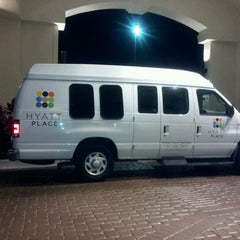 Photo taken at Hyatt Place Orlando Airport by Ricardo A. on 5/23/2012