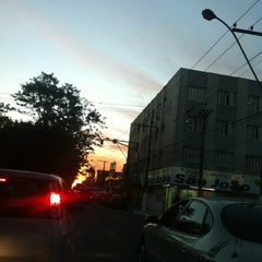 Photo taken at Avenida Bento Gonçalves by Dionatas V. on 7/26/2012