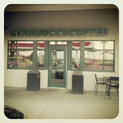 Photo taken at Starbucks by Maggie H. on 8/7/2012
