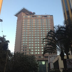 Photo taken at Sheraton São Paulo WTC Hotel by Susana P. on 8/11/2012