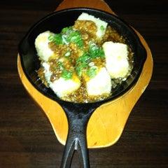 Photo taken at Marumi Sushi by Cara P. on 2/22/2012