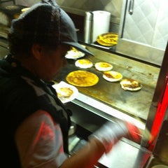 Photo taken at The Arepa Lady by Jeremy F. on 6/2/2012