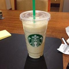 Photo taken at Starbucks by 🏈Rachel🏈 on 3/7/2012