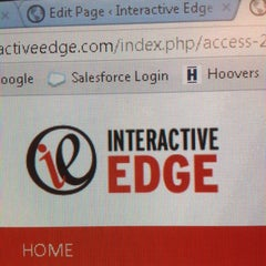 Photo taken at Interactive Edge by Patrick M. on 4/20/2012