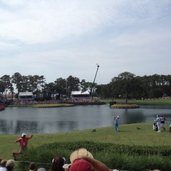 Photo taken at TPC Sawgrass by Veronica A. on 5/13/2012