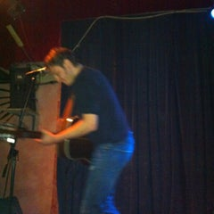 Photo taken at Tin Angel by Maria C. on 4/12/2012