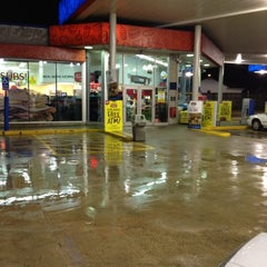 Photo taken at GetGo Gas Station by Ian S. on 3/13/2012
