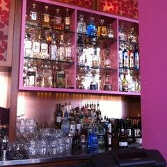 Photo taken at Rosa Mexicano by Lindsay V. on 8/11/2012
