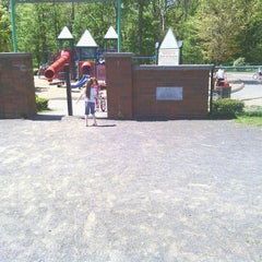 Photo taken at Field of Dreams Playground by Mike S. on 5/12/2012