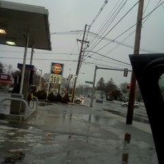 Photo taken at Cumberland Farms by Ameerah S. on 3/1/2012