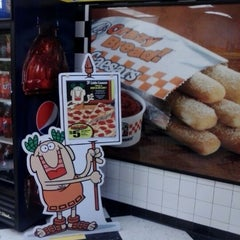 Photo taken at Little Caesars Pizza by Chris S. on 9/13/2012