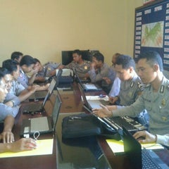 Photo taken at POLRES Probolinggo by patono y. on 5/3/2012