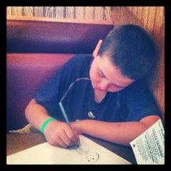 Photo taken at Sammy Perrella's Pizza & Restaurant by Ryan K. on 3/28/2012