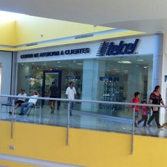 Photo taken at CAC Telcel by  CHRISLOP™  on 4/21/2012
