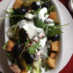 Photo taken at Restaurant 363 by Nuria on 8/10/2012