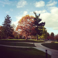 Photo taken at Huntington University by Andrew H. on 10/27/2011